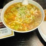 青葉飯店 - 広東麺