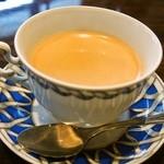 リセラ リナーシェ - 日替りパスタランチコース(コーヒー)