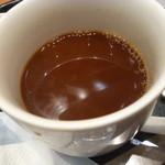 スターバックス・コーヒー - (^o^) 朝のブレンドコーヒー(飲みかけです)