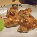 48135615 - つくねの味噌焼き