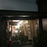 IZAKAYA DARUMA - 入り口