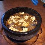 4814117 - 石鍋マーボ豆腐(630円)
