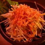炭火焼肉 仁 - 仁サラダ