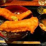 板前創作料理 山勝 - 穴子天丼