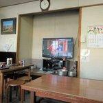 住よし料理店 - 店内風景2