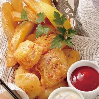 ひとくち《Fish&Chips》