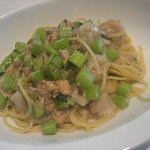 CANOVIANO ANNEX - 七面鳥ラグーと野菜のスパゲッティ