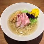 つなぎ - 3月限定麺
