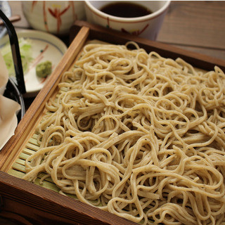 【絶品】こだわりの国産蕎麦粉100%使用の10割蕎麦