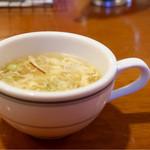 ブロンコビリー - スープ