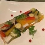 48159029 - 季節野菜のモザイク