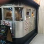 パサディナダイナー - 店舗厨房あたりの外観