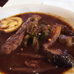 レッドホット - ソーシス・プラと野菜のスープカリー