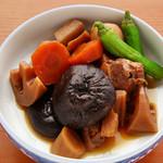 九州料理 とっとっと - がめ煮