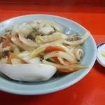 タケダ食堂 - 中華丼500円