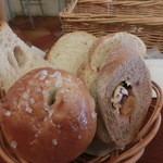 48167181 - 食べ放題パン