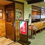 大衆イタリア食堂 アレグロ - 禁煙席のお店外観