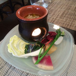 osuteriathimo-ne - バーニャカウダ