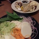Kitchen kampo's - 細長く切られた人参が食べやすい