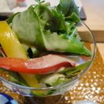 鮨棗 - ミニサラダ