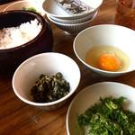 ふぐ料理 与太呂 - 『おぢや』様(390円)1人前のおぢや商品を追加しまたもや鍋奉行様にお任せw