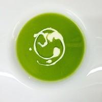 エッセルンガ - オーガニックグリーンピーススープ