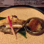 いっぽいっぽ - 甘鯛の松笠焼き、ヤバイ位美味いよー