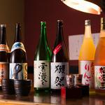 とり平 - 【お飲み物】 焼酎・日本酒・果実酒・・・♪