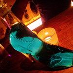 ミュールバー - シンデレラの靴?