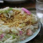長崎 - 皿うどんセット