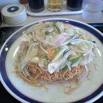リンガーハット - 皿うどん