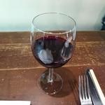 コントワール - 赤のグラスワイン