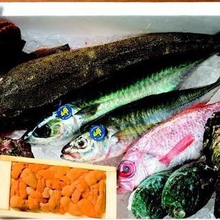 漁恵丸でしか食べれない!漁師から直通の岬アジや岬サバ!!