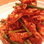 栄児 家庭料理 - 棒々鶏