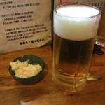 48184313 - 生ビール480円