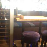 リブハウス オーシャンハウス - テーブル