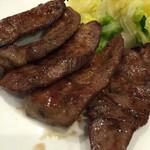 牛たん料理 閣 - 焼き
