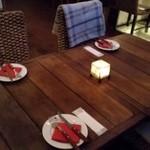 コスタ・ラティーナ - 我々のテーブル