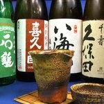 舟蕎山 - 日本酒 各種