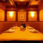 アルモニコ - 記念日、誕生日会に完全個室で贅沢 にコースでも・・・
