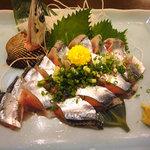 磯料理 まるけい - 秋刀魚も美味しい