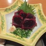 HATSUMOMIJI - くじら刺身