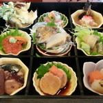 なごみ - 豪華!な9種のお料理