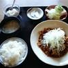 中華 しん - 料理写真:油淋鶏セット880円
