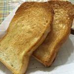 小麦の森 - ハード食パン 1/3 5枚切