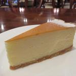 チャンドラ - ベイクドチーズケーキ