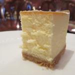 チャンドラ - ベイクドチーズケーキ(断面)