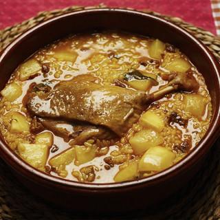 本場スペインのお米料理、郷土料理を代官山で
