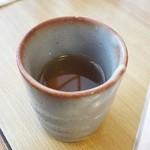大黒屋 - そば茶
