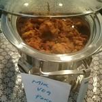 大阪ハラールレストラン - ミックスベジタブルパコラ(野菜のフリッターのようなもの)